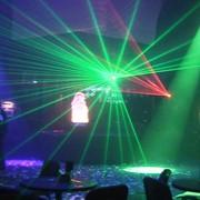 Лазерная дискотека фото