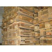 Поддоны деревянные, Паллеты. фото