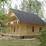 Строительство дачных домиков фото
