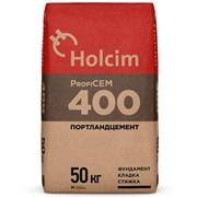 Цемент Holcim М400 фото