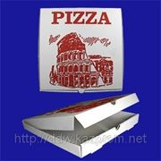 Пицца-коробки фото