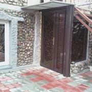 Ремонт алюминиевых дверей, окон, витражей фото