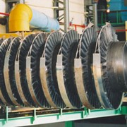 Восстановление зазоров турбоагрегатов ГТК-10 фото