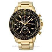 Часы Seiko Solar Flightmaster Chronograph SSC008P2