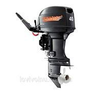 Двухтактный лодочный мотор Yamabisi T40BMS фото
