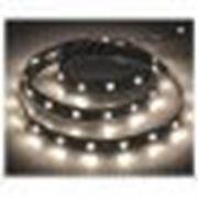 Светодиодная лента LS603 60SMD(3528)/m 4.8W/m 12V белый на белом бухта 5 метров фото