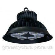 Светодиодный промышленный купольный светильник серии BLACK EYE BE-80-01 80W, 9500 Lm фото
