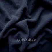 Флис микро - микрофлис, цвет темно-синий W-0684-4 фото