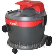 Промышленные пылесосы STARMIX AS A 1220 EH фото