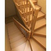 Лестница по индивидуальному проекту фото