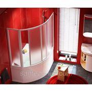Шторка для ванны RAVAK VDKP4 Rosa фото