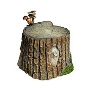 Фигура Пенек с грибами фото