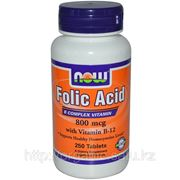 Фолиевая кислота с витамином В12. 250 таблеток. фото