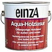 "EinzA Aqua-Holzlasur (0,75 л.) 409 ""Светлый дуб"""