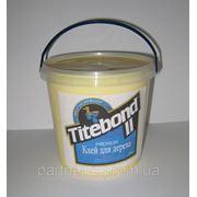 Профессиональный столярный клей D3 Titebond II Premium (США) (1 кг) фото