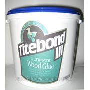 Профессиональный столярный клей D4 Titebond III Ultimate (США) (1 кг) фото