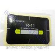 Ремонтный радиальный пластырь R-11 65х95мм, Россвик Россия фото