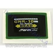 Ремонтный радиальный пластырь GNR-10 56x77мм, Maruni Япония фото