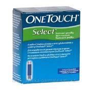 Тест-полоски OneTouch Select фото
