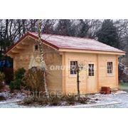 Шале из Эстонской сосны Freesprussmaja Andorra 50 m2 фото