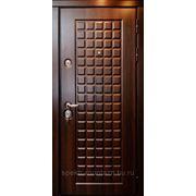"""Стальная дверь. Входная. Модель """"Токио"""". фото"""