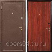 """Входные двери с отделкой """"ПОРОШОК + ЛАМИНАТ"""" фото"""