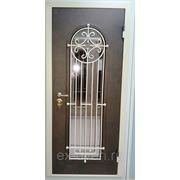 входные двери с бронестеклом