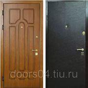 Входные двери с отделкой МДФ + ВИНИЛИСКОЖА фото