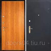 """Входные двери с отделкой """"ЛАМИНАТ + ПОКРАС"""" фото"""