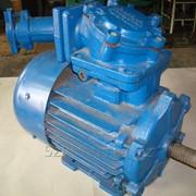 Взрывозащищенный трехфазный электродвигатель 2В132М6 7,5 кВт 960 об.\мин фото