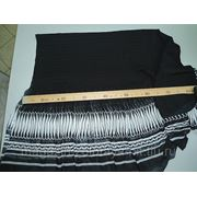 Ткань Шифон набивной плисе юбки