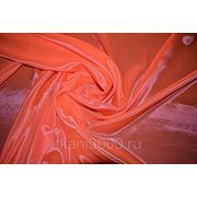 Перл-шифон лососевый фото