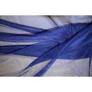 Сетка синяя фото