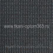 Ткань костюмная (тиар) утепленная Черный