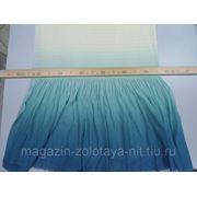 Ткань Шифон набивной плисе юбки фото