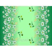 Ткань полиэстер 100%, набивная, полотняного переплетения, ш. 220см, плотность 65 г/м2 фото