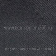 Габардин Темно-серый фото