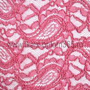 Гипюр (огурцы) Розовый фото