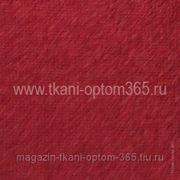 Габардин тонкий Бордовый фото