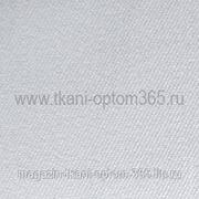 Ткань костюмная Белый фото