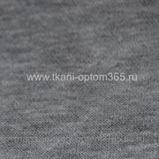 Футер трехнитка светло-серый с начесом фото