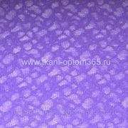 Гипюр-стрейч фиолетовый фото