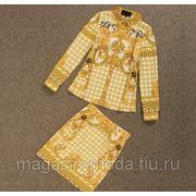 Платье Золотой дракон фото