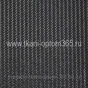 Ткань костюмная (тиар) Черный фото