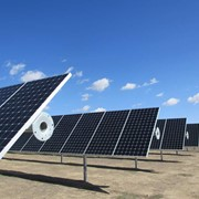 Солнечные панели в Казахстане фото