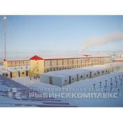 Блок-контейнеры, модульные здания фото