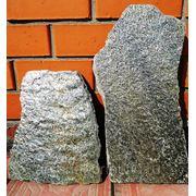 Отделочный и облицовочный натуральный камень плитняк ЗЛАТОЛИТ (толщиной 15-20мм, размером от 100 до 150 мм) фото
