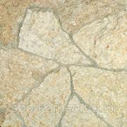 Известняк кладочный серый, толщина 6-9 см фото