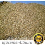 Песчано-гравийная смесь средняя фото