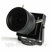"""SpezVision VC-C654CD V1 - Видеокамера цветная миниатюрная (""""кубик"""") фото"""